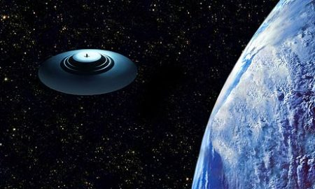 UFO News ~ UFO along the coast of Encinitas, California plus MORE Blue-planet-ufo